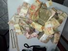 Polícia apreende maleta com joias e dinheiro em rodovia de Florínea
