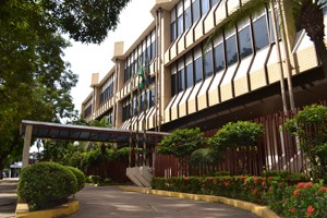 Tribunal de Justiça do Amapá (Foto: Divulgação/TJAP)