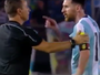Jornalista diz que suspensão de Messi coloca em risco classificação argentina