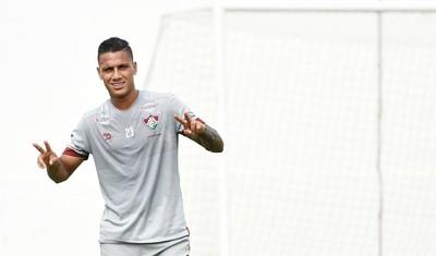 dudu, fluminense (Foto: Mailson Santana/Fluminense FC)