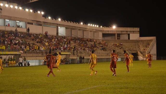 náuas x galvez arena do juruá campeonato acreano 2015 (Foto: Adelcimar Carvalho/G1)