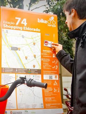 Bike Sampa (Foto: Rodrigo Coca / Ag. Estado)
