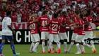 Inter goleia o Caxias no 1º evento-teste (Wesley Santos/Agência PressDigital)