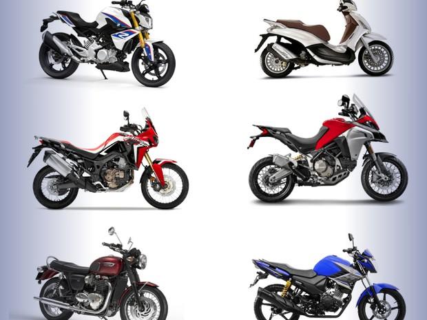 44981c48a83 G1 - Motos 2016: veja 30 lançamentos esperados para o 2º semestre ...
