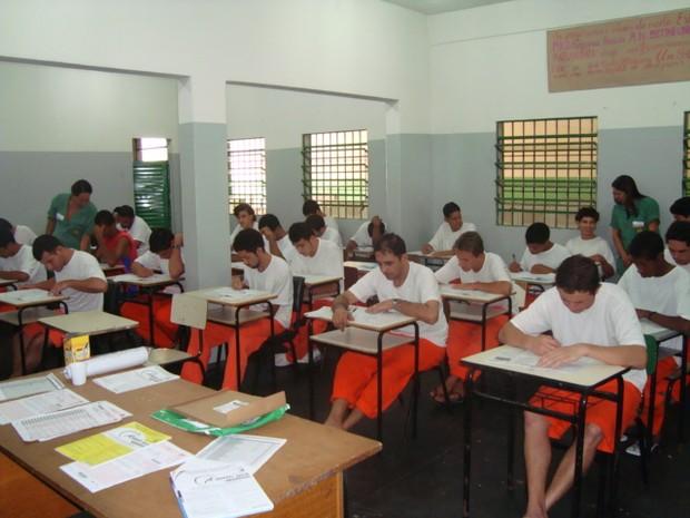 MS o é o 6º com maior número de inscritos no país, diz Agepen (Foto: Governo de MS/ Divulgação)