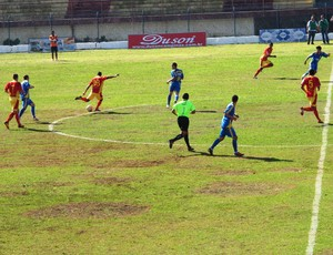 Jabaquara x Sumaré (Foto: Lincoln Chaves / Globoesporte.com)