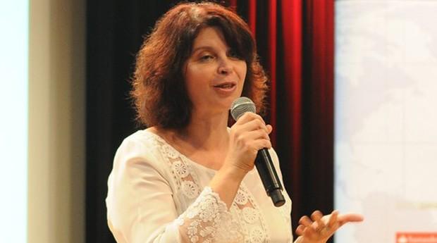 Maria Rita Spina Bueno, diretora executiva da Anjos do Brasil (Foto: Rafael Jota)