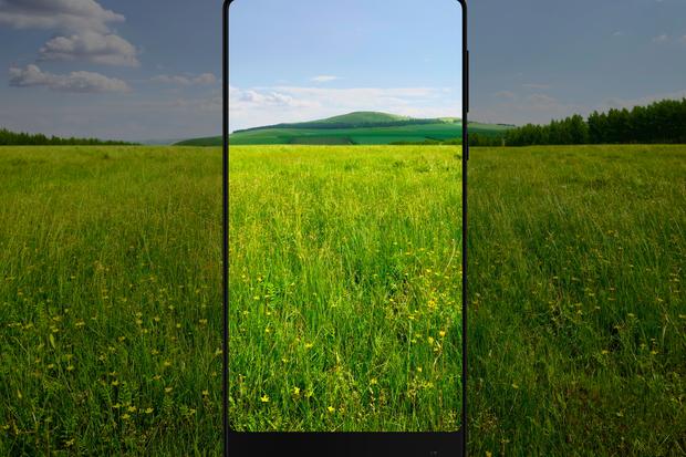 Xiaomi Mi Mix (Foto: Divulgação)