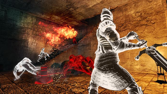 Versão definitiva de Dark Souls 2 promete uma experiência ainda mais punitiva (Foto: Divulgação)