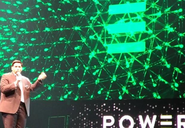 O empresário Flavio Augusto da Silva, no evento Power House (Foto: (FOTO: BARBARA BIGARELLI/EDITORA GLOBO))