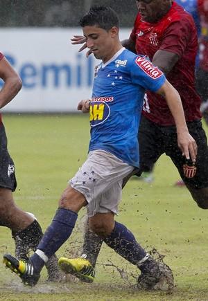 Matías Pisano, meia do Cruzeiro (Foto: Washington Alves/Light Press)