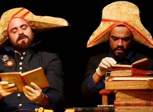 A dramaturgia não segura o fôlego inicial (Foto: Divulgação/ Kelly Santos)