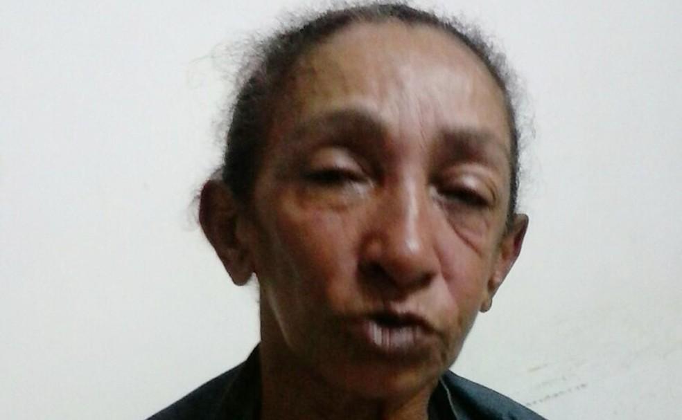 Maria Nazaré Felix de Lima foi condenada a 7 anos de prisão (Foto: Portal 190rn)