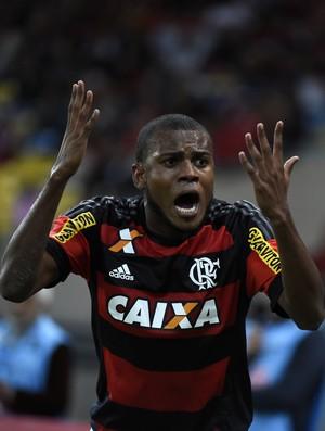 Marcelo Cirino Flamengo x Figueirense Maracanã (Foto: André Durão)