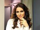 Giovanna Antonelli deixa a vaidade de lado para cuidar dos filhos