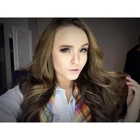 afbf7c4ebda6d EGO - Celular de Larissa Manoela é divulgado na web e atriz se ...