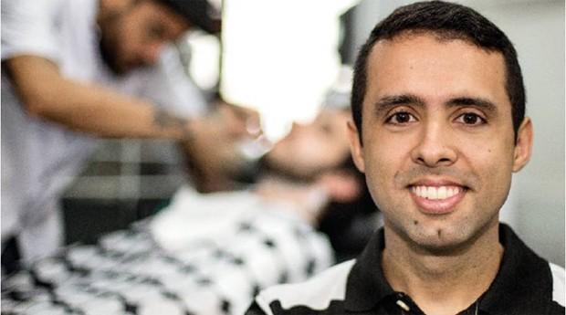O empreendedor Júlio César Araújo (Foto: Sebrae)