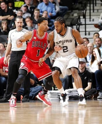 b3a31cc3f438 San Antonio Spurs x Chicago Bulls