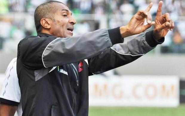 Cristovão Borges, Atlético-MG e Vasco (Foto: Daniel Oliveira / Agência Estado)