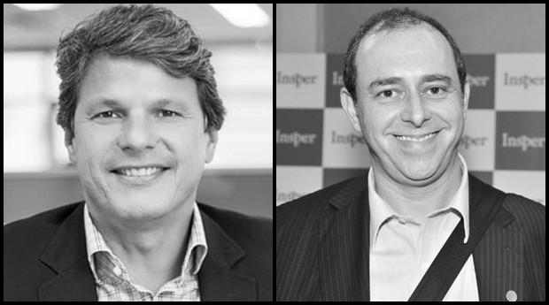 Sylvio de Barros e Ghilherme Horn: fundadores de empresas e investidores  (Foto: Reprodução)