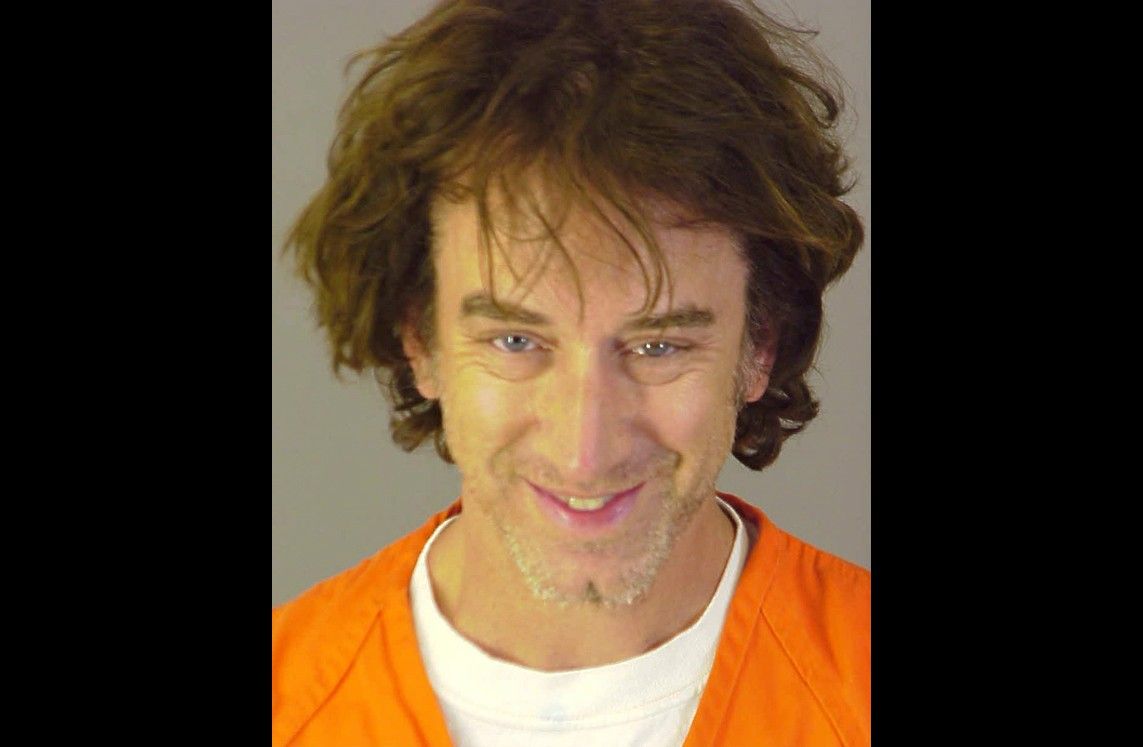 Andy Dick em 16 de julho de 2008. Acusações: porte de drogas (maconha e Xanax) e abuso sexual (o comediante agarrou e expôs os seios de uma menina de 17 anos). (Foto: Divulgação)