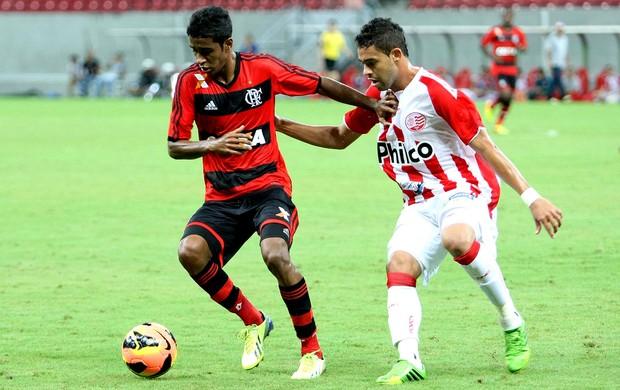 Gabriel Flamengo náutico série A (Foto: Matheus Britto / Agência Estado)