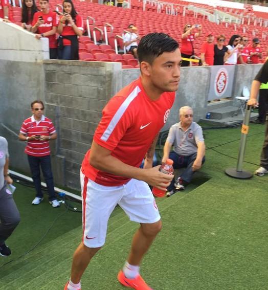 Tempo Real (Diego Guichard/GloboEsporte.com)