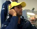 Frustrado com última fila no grid, Nasr esquece futuro e torce por chuva