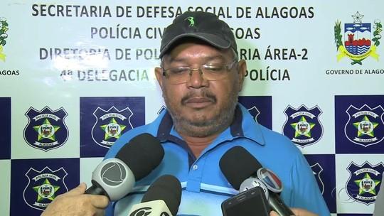 Suspeito de atirar durante casamento em Alagoas se apresenta à polícia