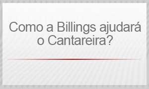 Billings - Como a Billings vai ajudar o Cantareira? (Foto: Arte/G1)