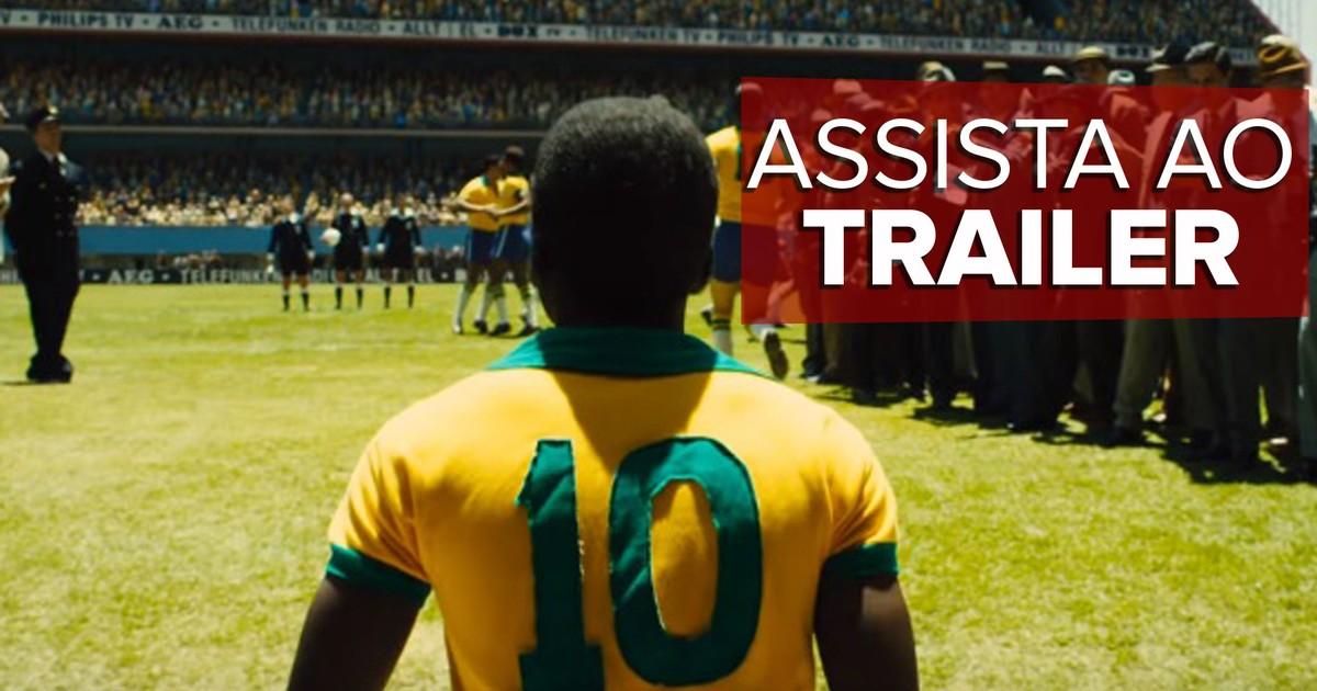 a5150a11ef G1 -  Pelé – O nascimento de uma lenda  bate um bolão só nas cenas de  futebol - notícias em Cinema