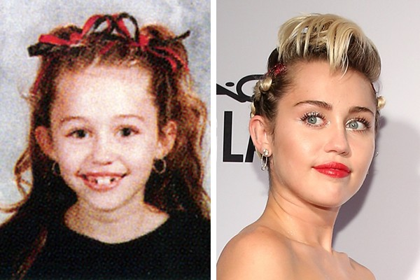 Miley Cyrus (Foto: Yearbook Library / Getty Images)