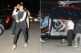 Rihanna (Foto: Marcelo Dutra / Foto Rio News)