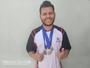 Uberlandense leva ouro em circuito de badminton e mira Surdolimpíadas