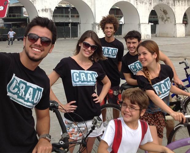 Crau  (Foto: Malhação/TV Globo)