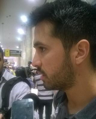 Luan, Vasco (Foto: Thiago Lima)