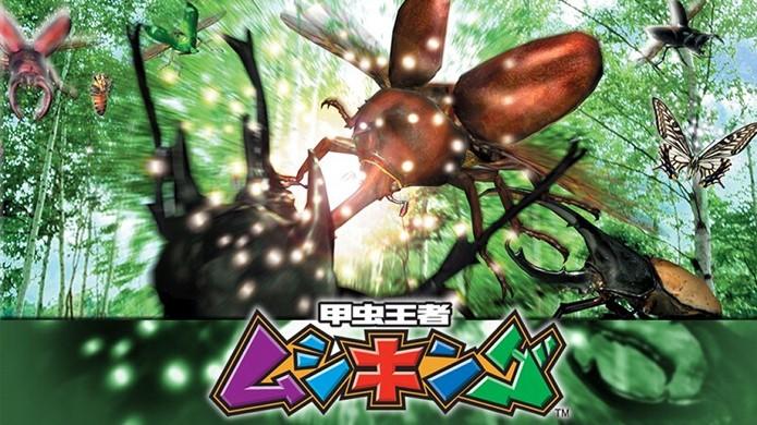 No Japão há séries inteiras dedicadas a batalhas de insetos, como Mushiking (Foto: My Free Wallpapers)