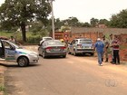Trio é detido suspeito de participar de morte de delegado em Goiânia