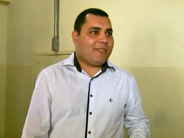 Altair Nogueira renuncia à presidência da Câmara de Três Corações, MG (Foto: Reprodução EPTV)