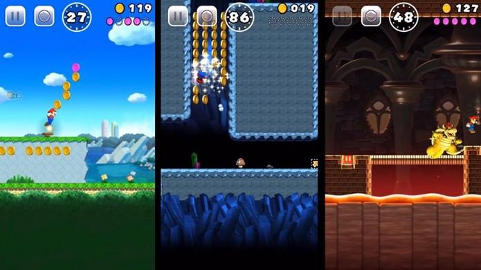 Super Mario Run será o primeiro jogo do mascote para smartphones (Foto: Reprodução/Forbes)