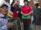 Moscou: cidade em ritmo de Copa, onde a praça é de todos os povos