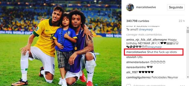 """BLOG: Marcelo """"esquece"""" aniversário de CR7 e se irrita com torcedores: """"Idiotas"""""""