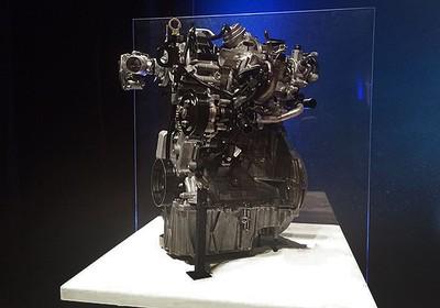 Motor Ford 1.0 turbo Ecoboost (Foto: Michelle Ferreira/Autoesporte)