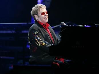 Elton John (Foto: Divulgação)