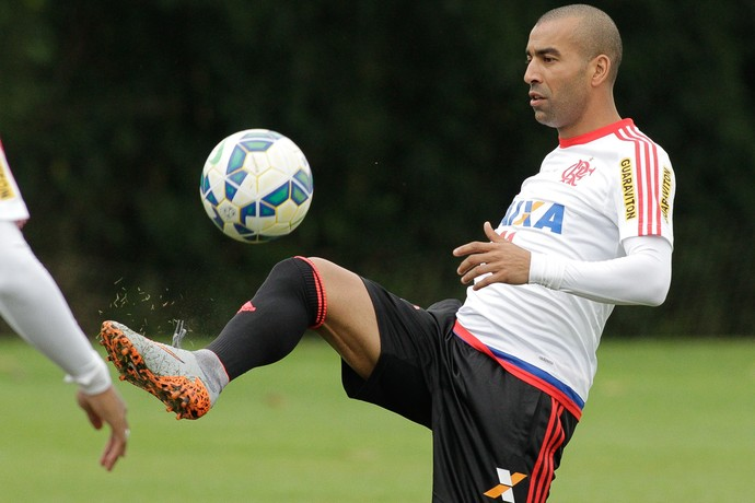 Emerson Sheik Flamengo (Foto: Gilvan de Souza/ Flamengo Oficial)