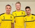 Abre o olho, Bayern! Borussia Dortmund publica foto com três reforços de peso