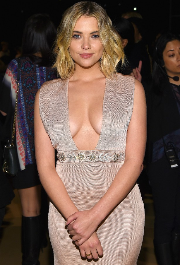 Ashley Benson. (Foto: Getty Images)