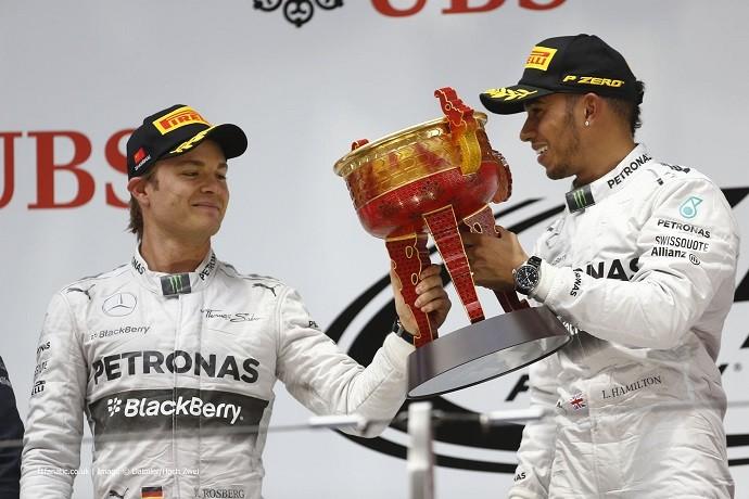 Nico e Lewis
