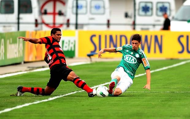 Palmeiras x Atlético-GO (Foto: Marcos Ribolli / Globoesporte.com)
