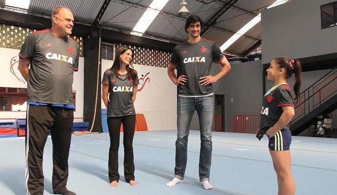 camisa, flamengo (Foto: Gilvan de Souza/Flamengo)
